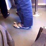 I piedi di Satana