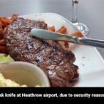 Mangiare in aeroporto