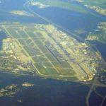 L'aeroporto di Francoforte