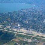 L'aeroporto di Ginevra
