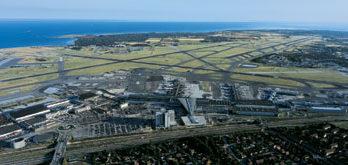 L'aeroporto di Copenaghen
