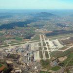 L'aeroporto di Zurigo